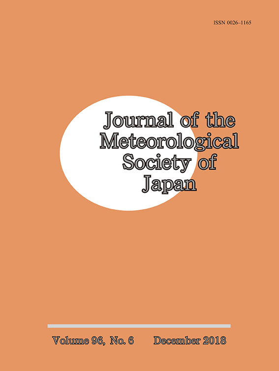 Journal of the Meteorological Society of Japan